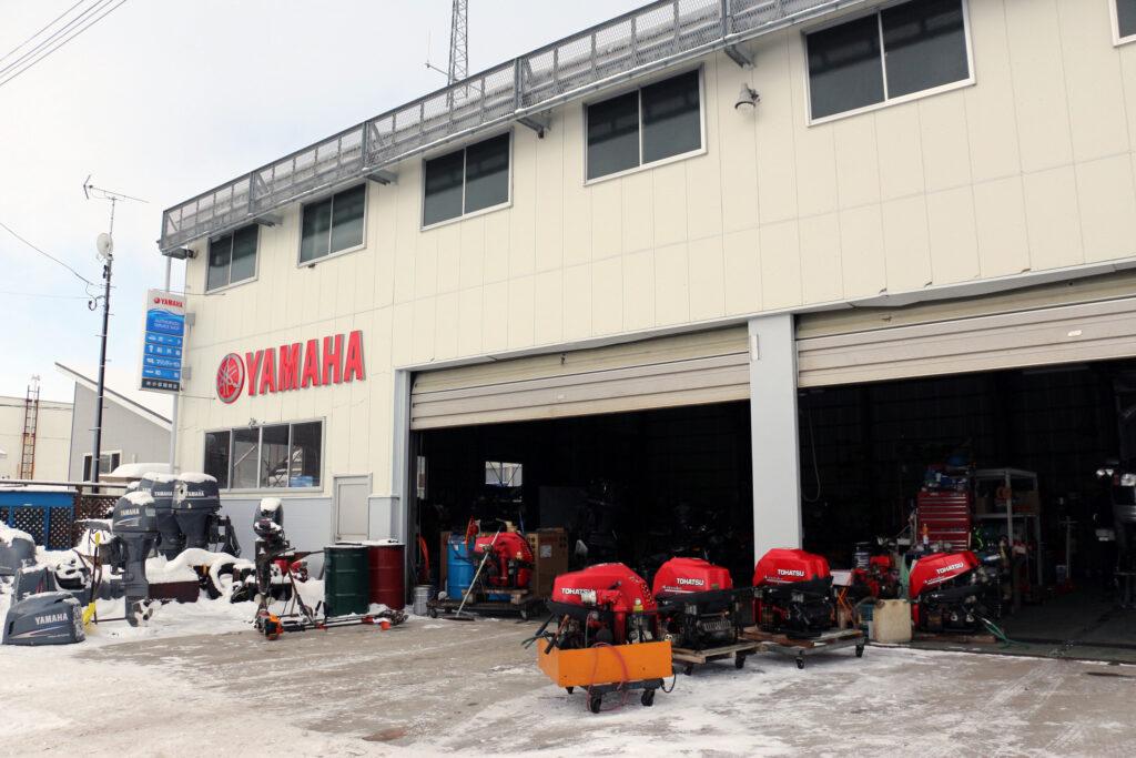 別海町の小泉機械店 工場の一枚です!